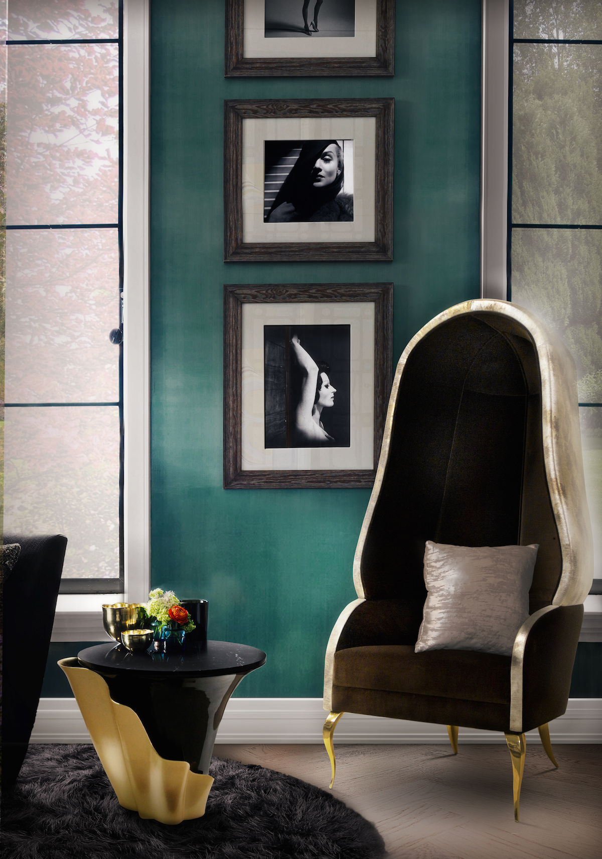 House Beautiful trendy color schemes Trendy Color Schemes to Decorate Your Living Room for Fall Trendy Color Schemes to Decorate Your Living Room for Fall