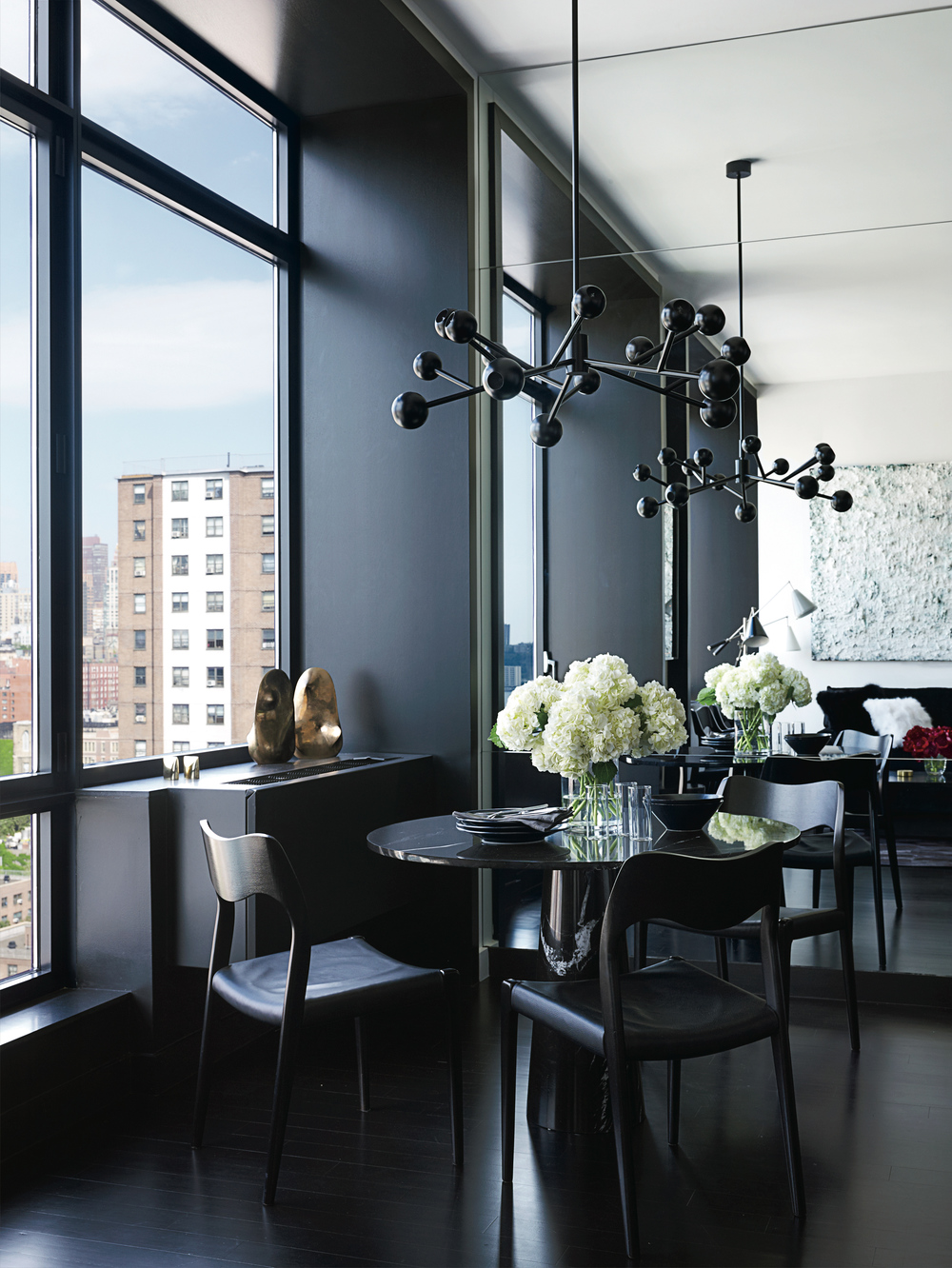 dining room How to Use Black Color to Create an Incredible Dining Room How to Use Black Color to Create an Incredible Dining Room