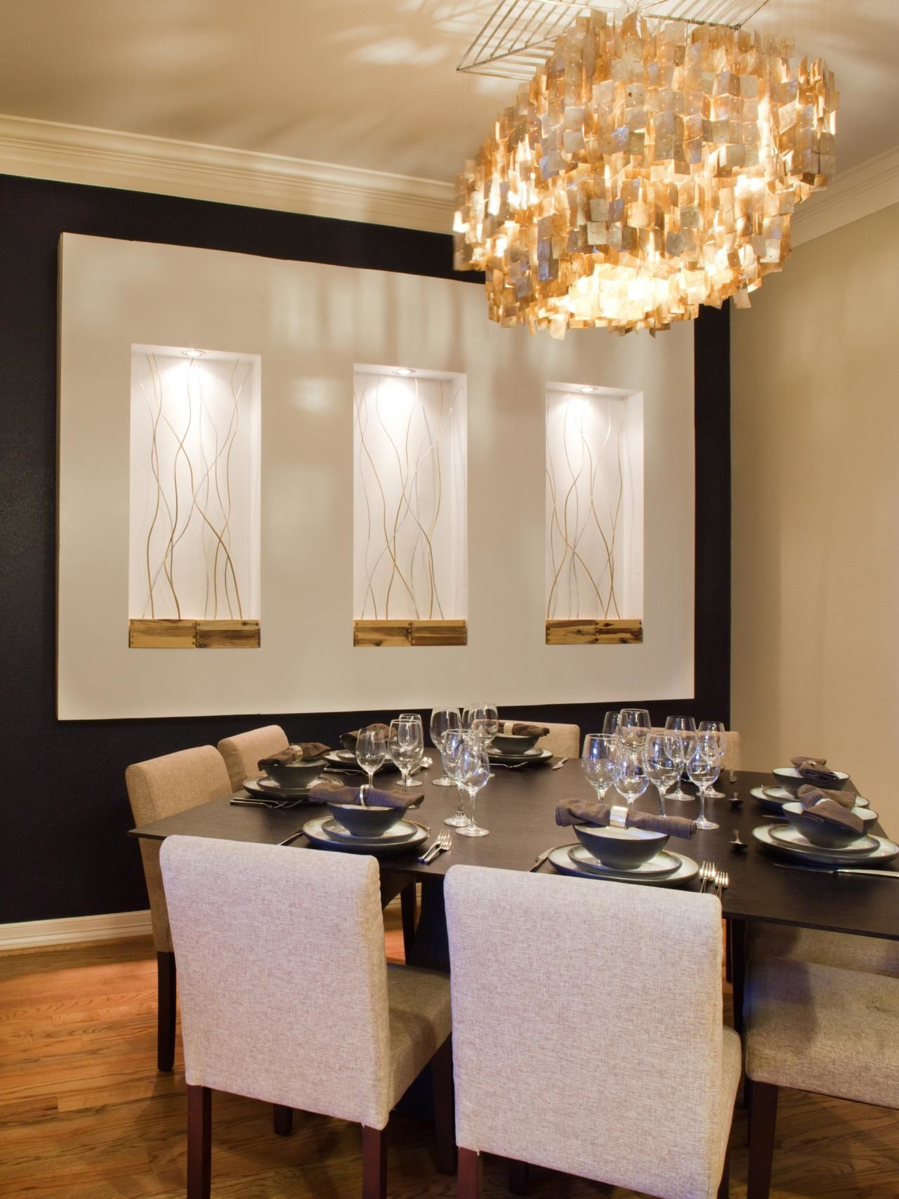 dining room How to Use Black Color to Create an Incredible Dining Room How to Use Black Color to Create an Incredible Dining Room5