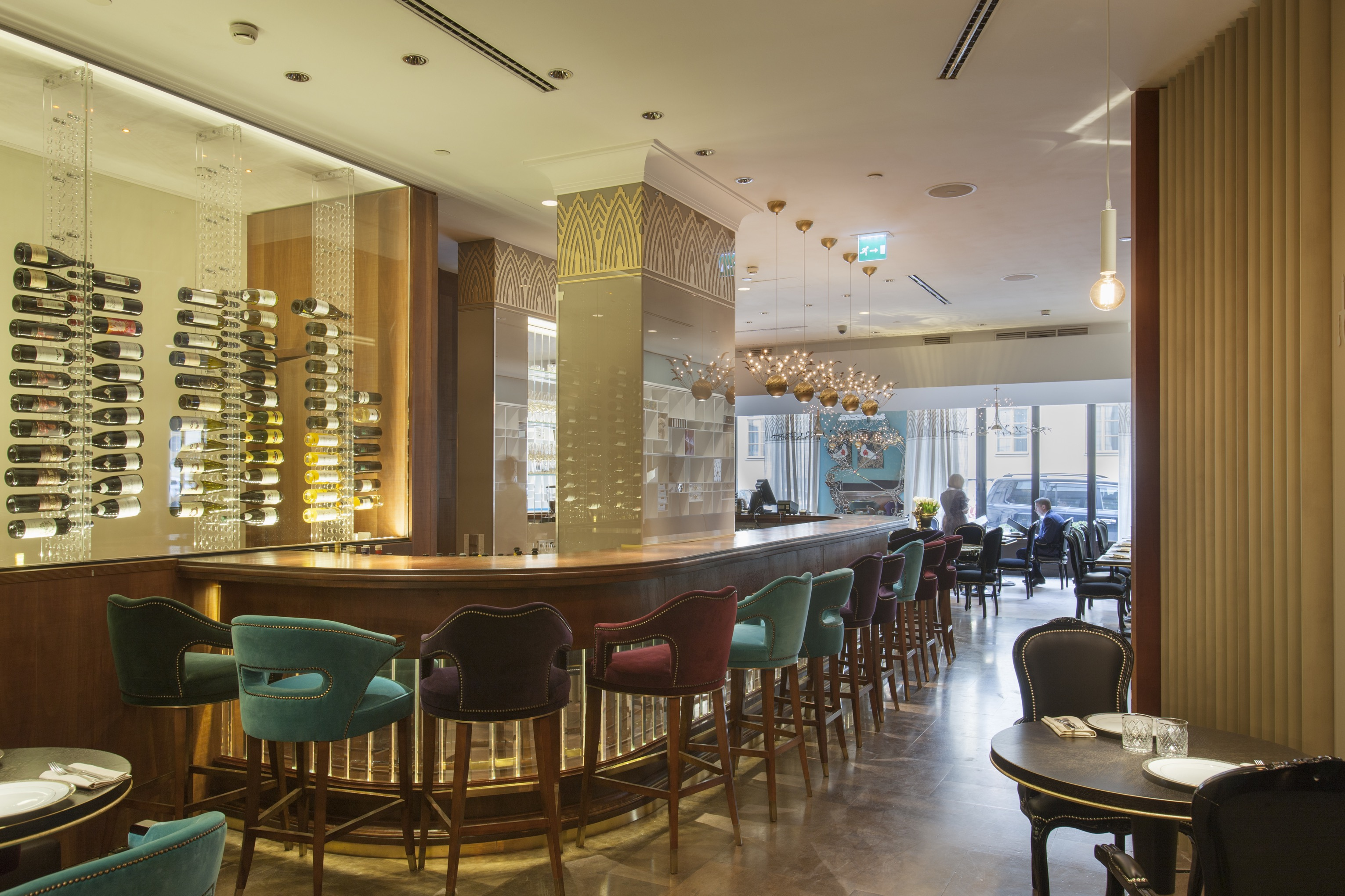 Discover The Best Hospitality Design Projects From Brabbu Contract  brabbu contract Discover The Best Hospitality Design Projects From Brabbu Contract COCOCO Restaurant St