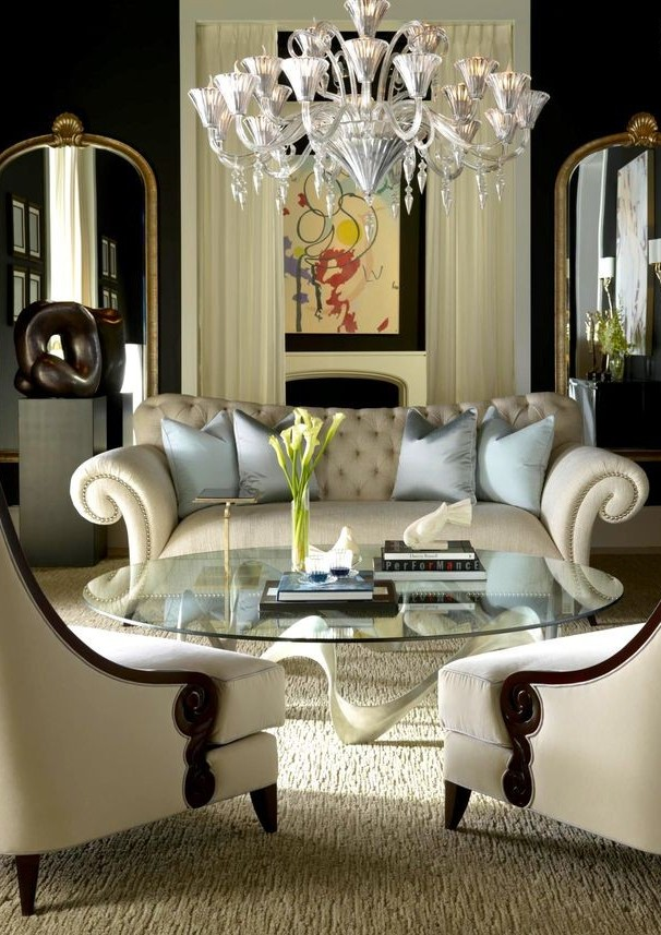 The Best Luxury Chandeliers For Your Living Room