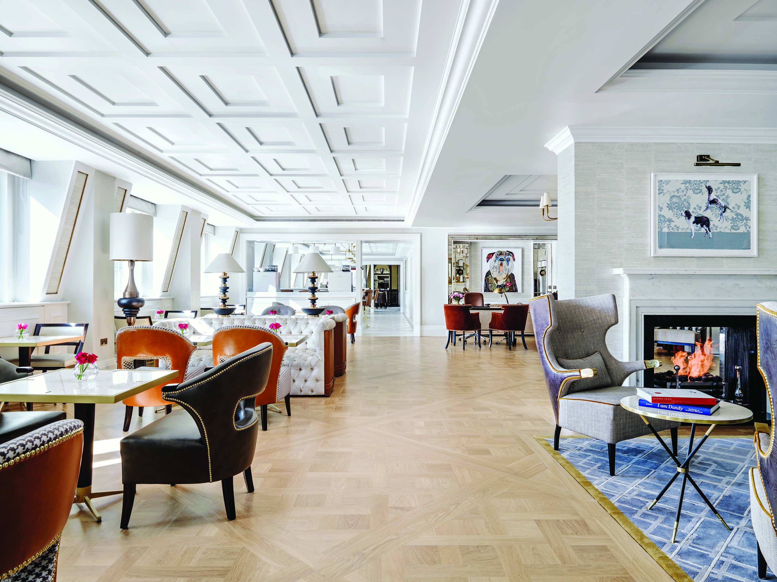 Discover The Best Hospitality Design Projects From Brabbu Contract  brabbu contract Discover The Best Hospitality Design Projects From Brabbu Contract The Langham London Hotel Richmond International UK