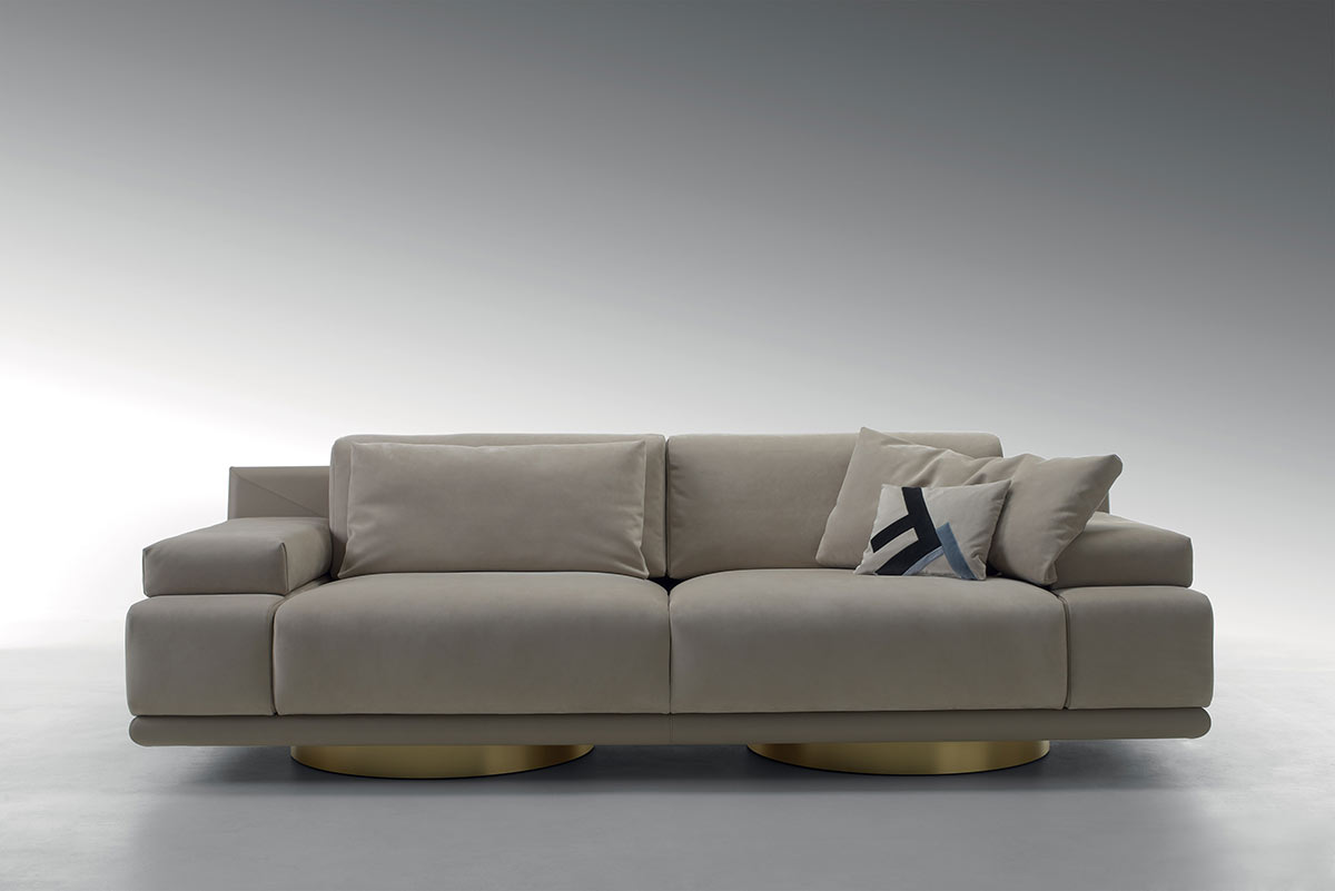 Fendi Casa  trendiest sofas The Trendiest Sofas to have in your Living Room Décor The Trendiest Sofas to have in your Living Room D  cor