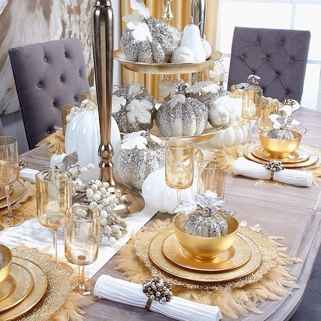 10 Gorgeous Table Settings for Christmas that you Will Love table settings for christmas 8 Gorgeous & 8 Gorgeous Table Settings for Christmas that you Will Love