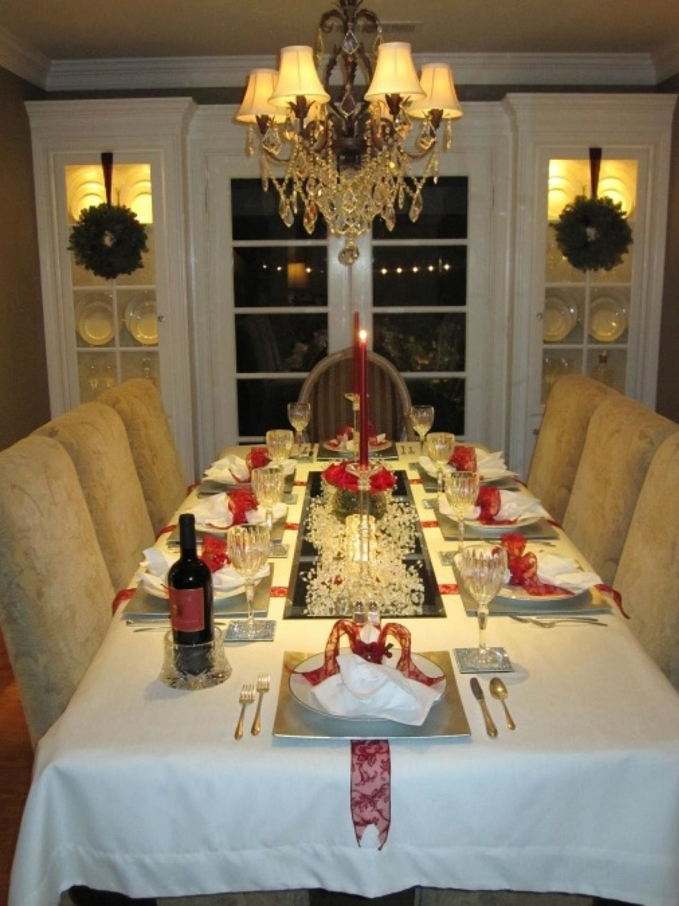 10 Gorgeous Table Settings for Christmas that you Will Love table settings for christmas 8 Gorgeous Table Settings for Christmas that you Will Love 10 Gorgeous Table Settings for Christmas that you Will Love7
