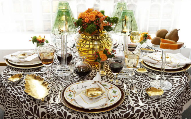 10 Stylish Ways to Decorate your Dining Table for Thanksgiving  Dining Table for Thanksgiving 10 Stylish Ways to Decorate your Dining Table for Thanksgiving 10 Stylish Ways to Decorate your Dining Table for Thanksgiving5