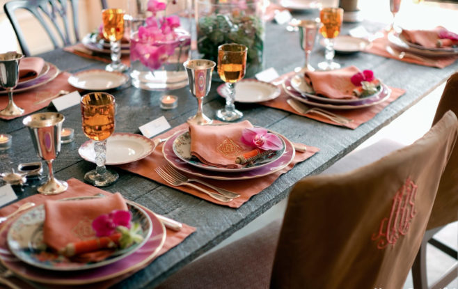 10 Stylish Ways To Decorate Your Dining Table For Thanksgiving Dining Table  For Thanksgiving 10 Stylish