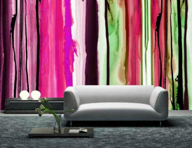 Amazing Wallpaper Ideas for Your Living Room