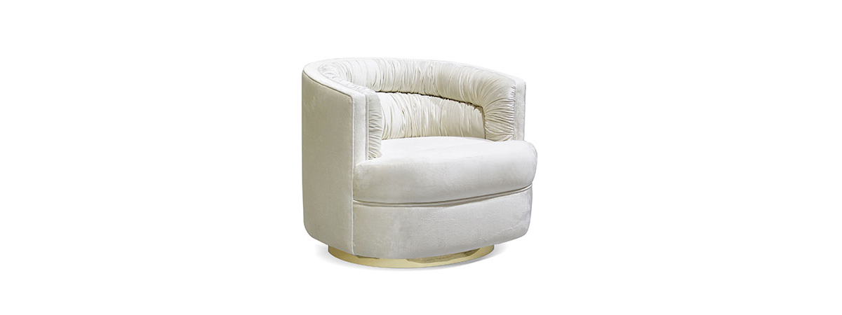 Cocktail Armchair by KOKET Boutique Design New York 2016 Get Inside KOKET's Booth at Boutique Design New York 2016 Get Inside KOKETs Booth at Boutique Design New York 20162