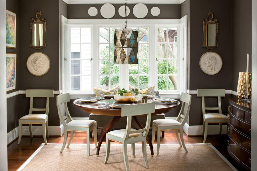 How To Make A Small Dining Room Look Bigger