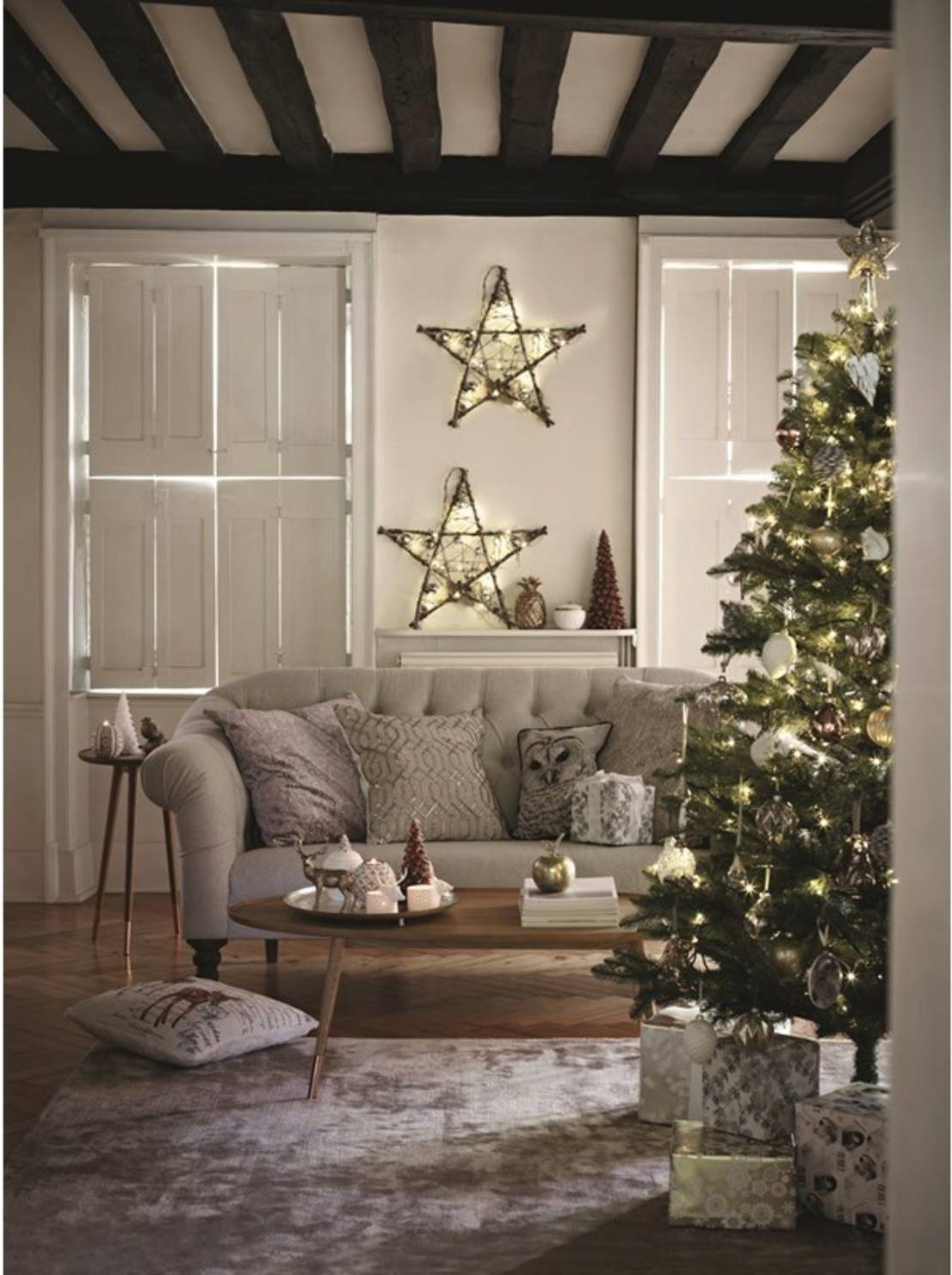 Inspiring Christmas Decor Ideas to Copy  Christmas Decor Ideas Inspiring Christmas Decor Ideas to Copy 10 Inspiring Christmas Decor Ideas to Copy2 e1481892416615