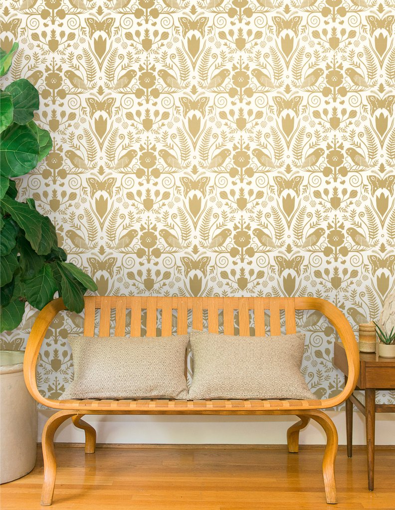 10 wallpaper designs that will fit perfectly in your home for Wallpaper ideas for your home