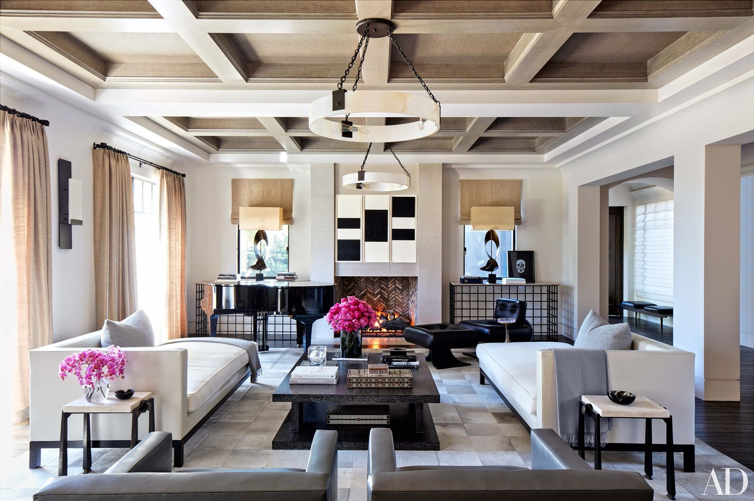 10 of the Most Amazing Living Room Decor Ideas of 2016