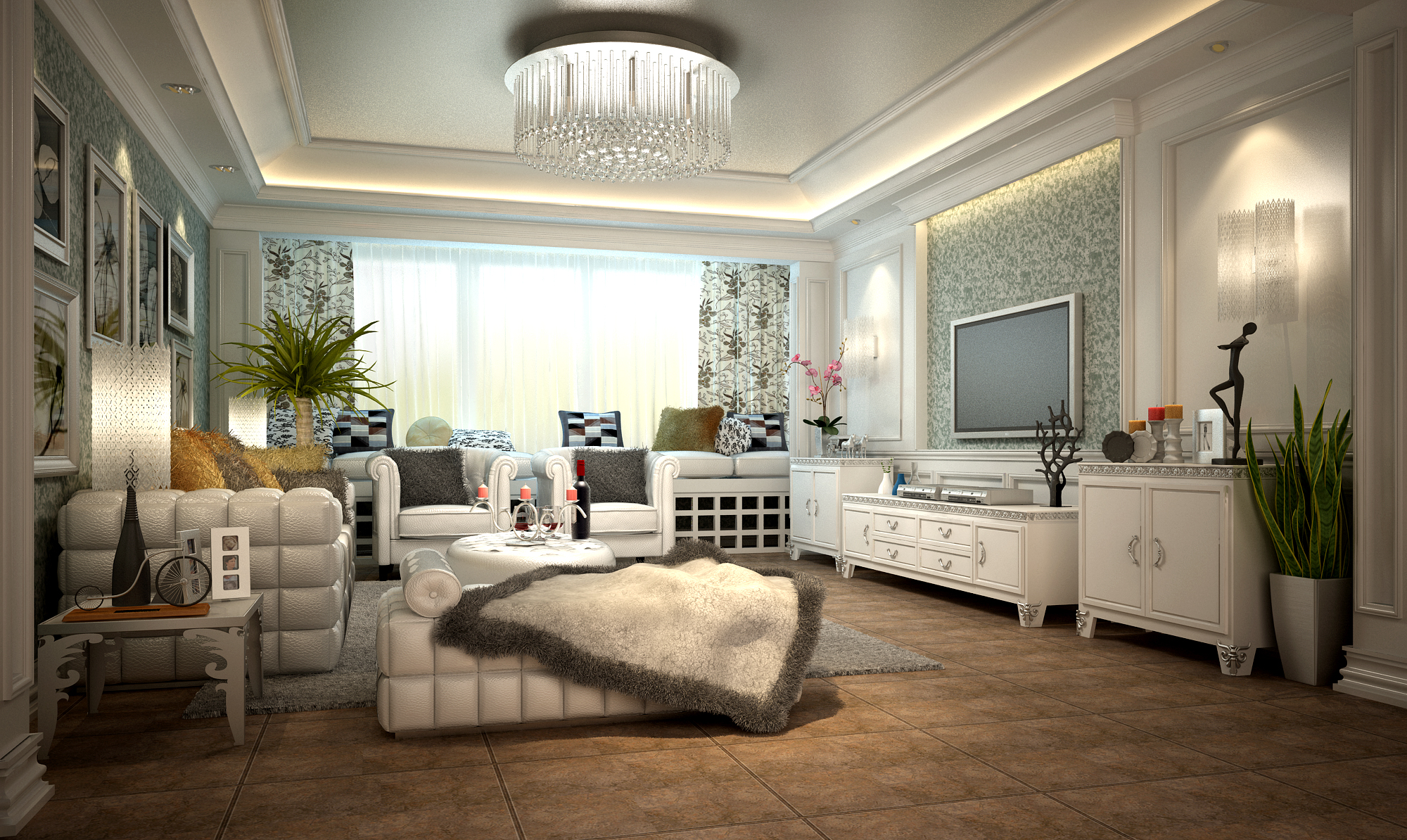 luxury living room ideas for new year's eve