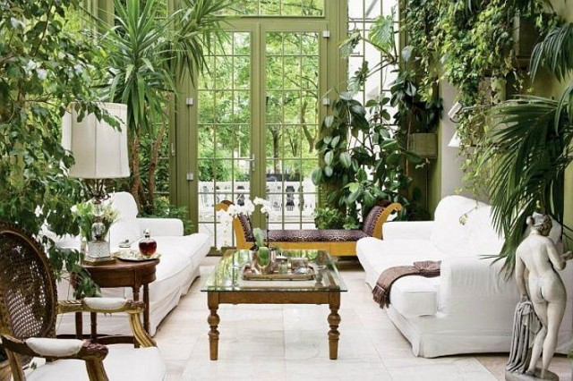 Living & Garden 10 dining and living room ideas for an interior garden