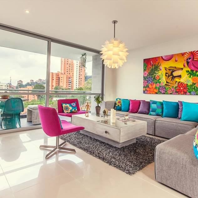 8 home decorating tips to improve your living room design