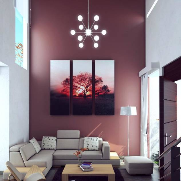 Gorgeous Living Room Wall Painting Colors  living room wall painting colors 8 Gorgeous Living Room Wall Painting Colors fotos de salas de estar moderno por alfa studio arquitectura