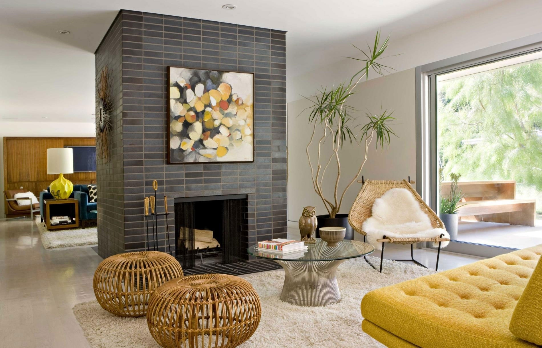 Mid Century Modern Living Room 7 mid-century modern living rooms that you will love