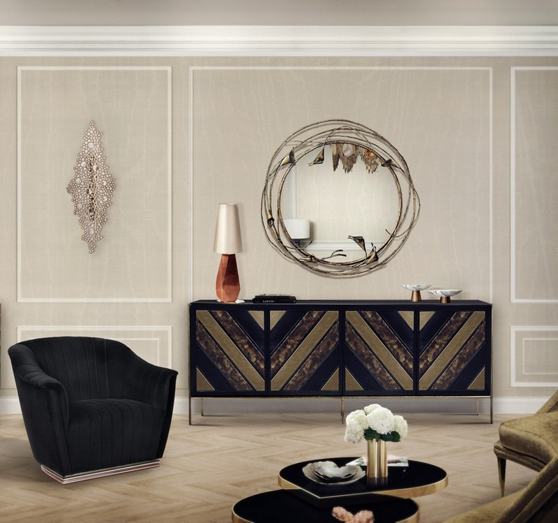 Mid-Century Modern Living Rooms that you will Love