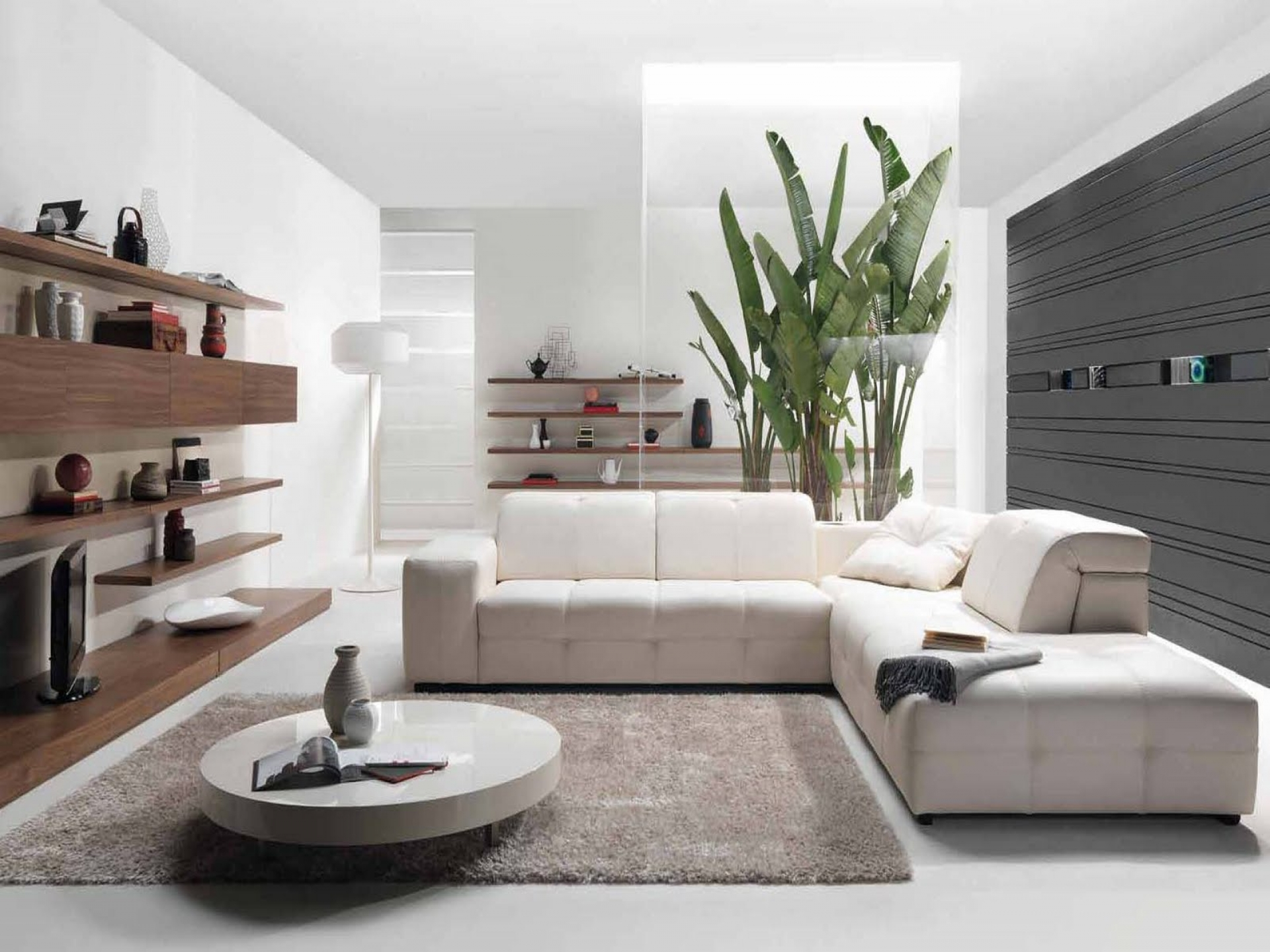 10 Modern White Living Room Decor That you will Love