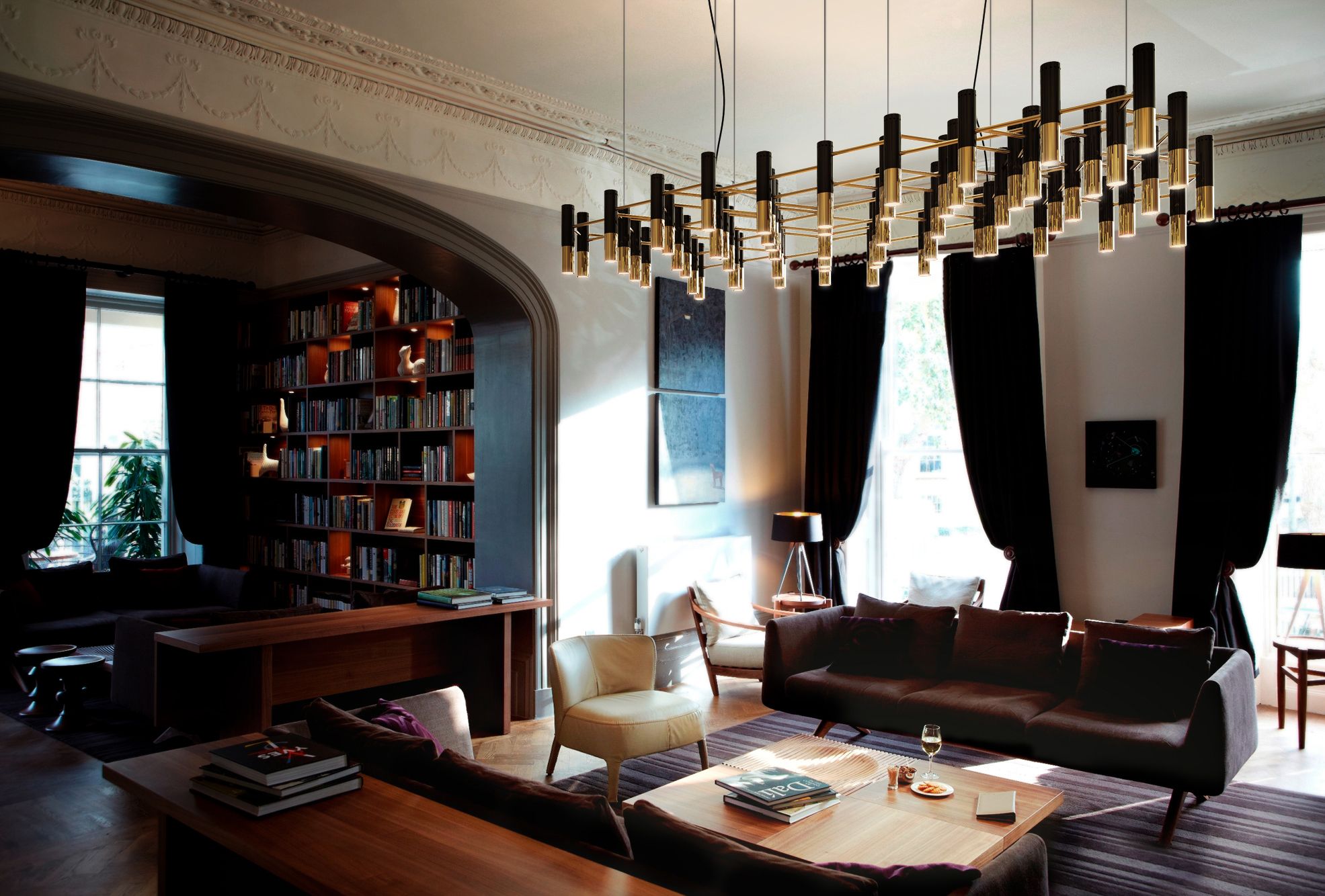 Top 10 Modern Suspension Lamps for your Home Decor