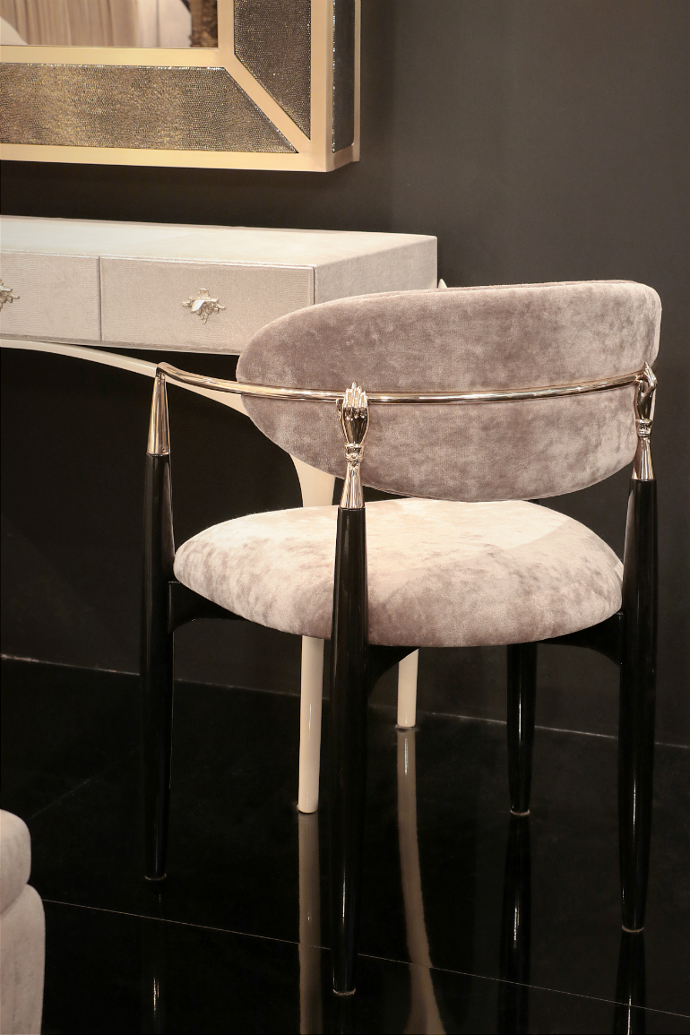 KOKET Isaloni 2017 The Best Modern Chairs at Isaloni 2017 that you will Love The Best Modern Chairs at Isaloni 2017 that you will Love8