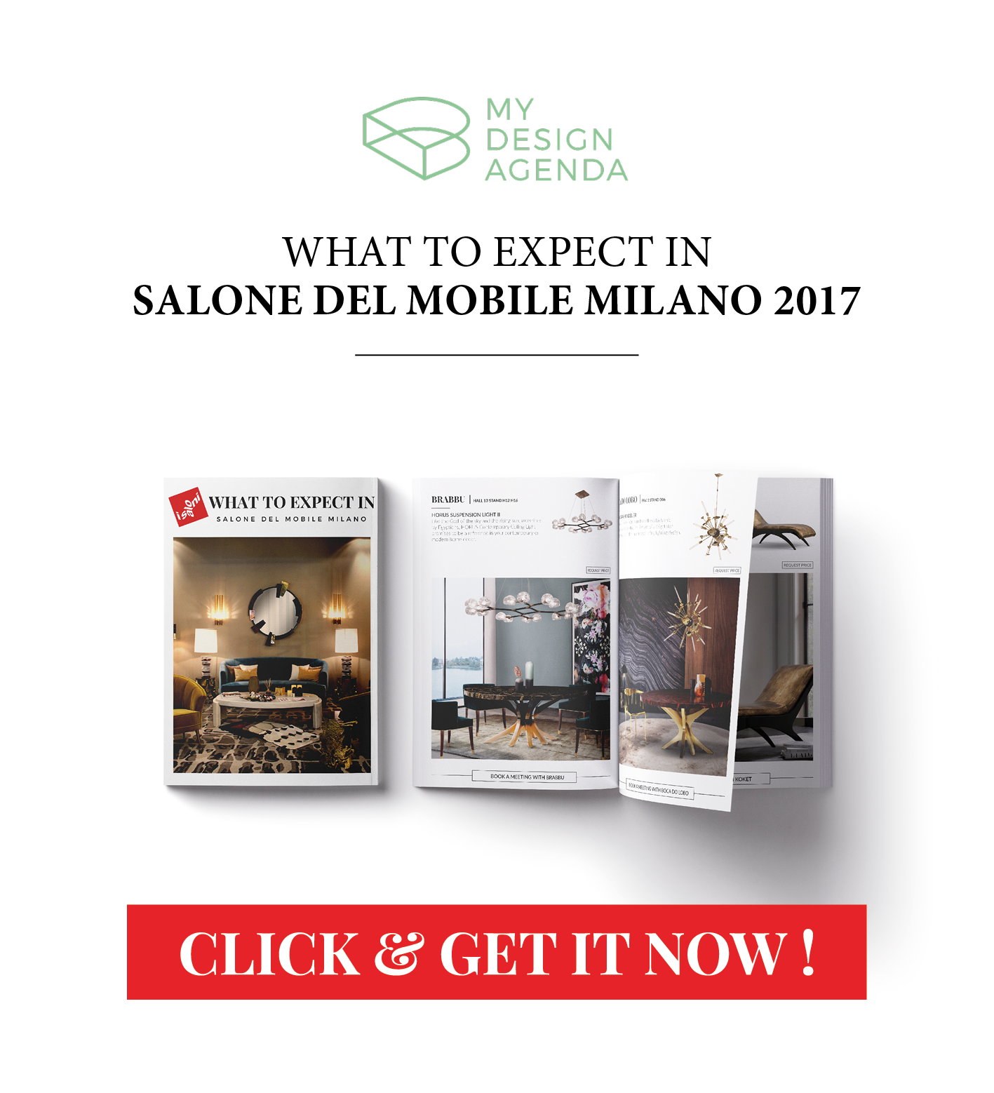 salone del mobile milano 2017 The Best of Salone del Mobile Milano 2017 banner ebook isaloni