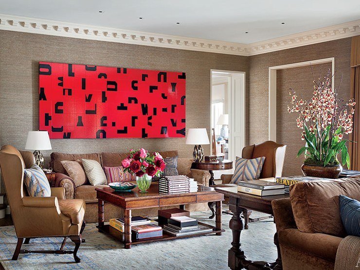 2017 ad 100 top interior designers michael s smith inc for Famous interior designers in history