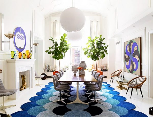 Celebrity Dining Room Ideas That You Will Love
