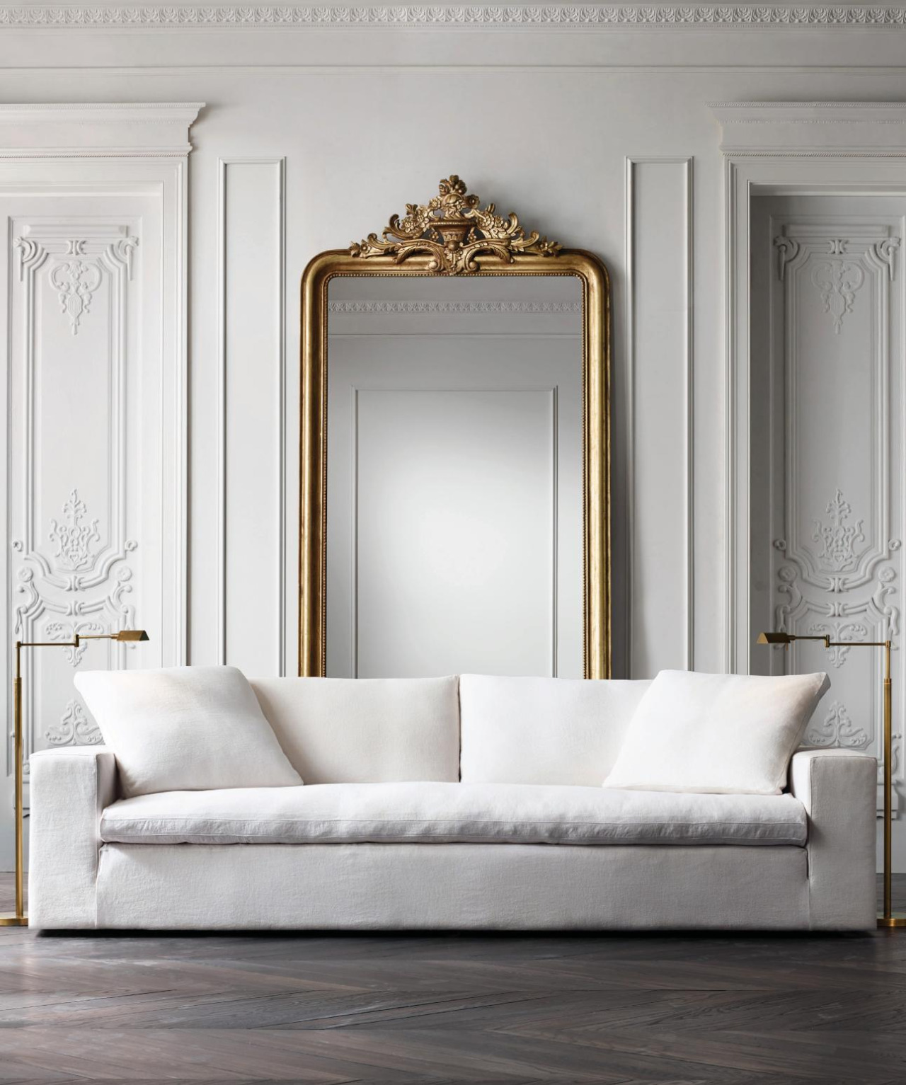 design stunning living room stunning wall mirror designs for your living room decor design - Designs For Room Walls