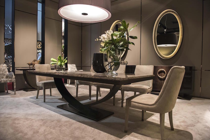 Dining Room Tables Perfect For A Luxury Dining Set