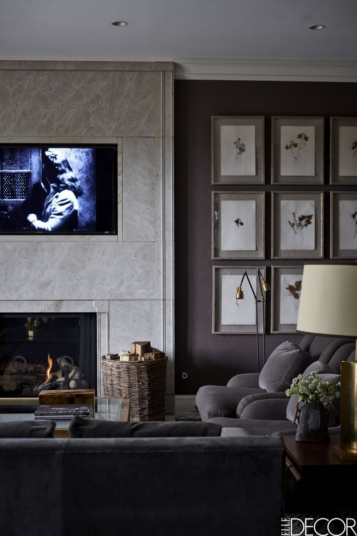 10 gray living room designs to improve your home decor - Gray living room walls ...