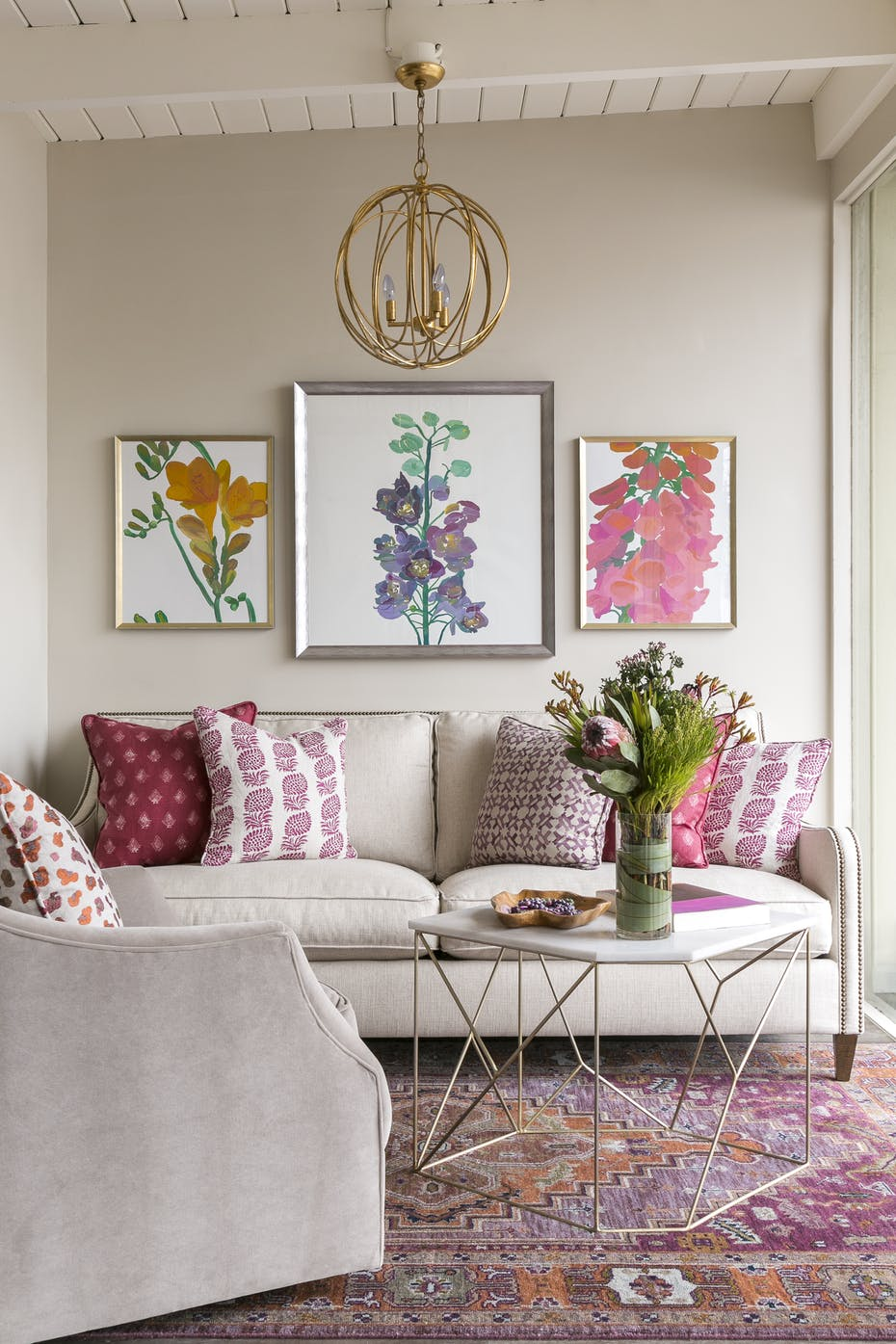 Summer decorating ideas by dering hall design for Room decor ideas summer
