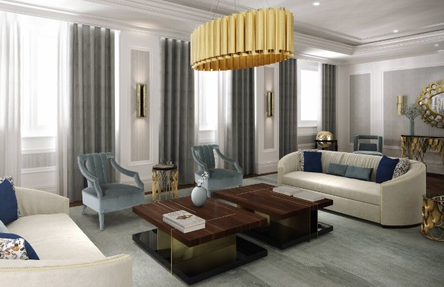 6 Living Room Decorating Ideas That Will Be On Trend in 2018