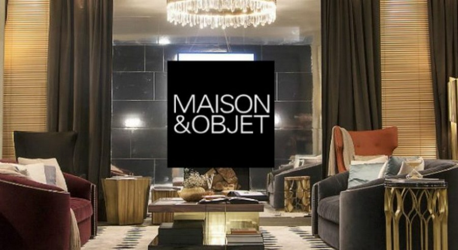 Maison et Objet 2018 maison et objet 2018 Magical Living Room Trends To Be Debuted at Maison et Objet 2018 maison
