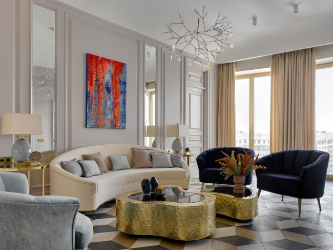 8 Interior Design Tips To Steal From this Residential Project