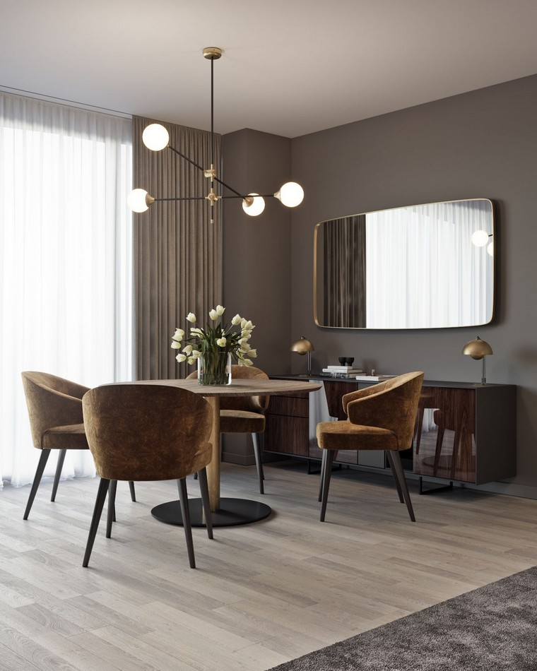 modern dining chairs modern dining chairs 5 Modern Dining Chairs to Turn Your Dining Room Brighter modern dining chairs 6