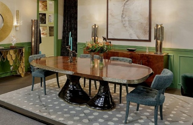 Luxury Design and Craftsmanship Summit 2018 luxury design Luxury Design and Craftsmanship Summit 2018: Find Your Dining Room Inspiration Luxury Design and Craftsmanship Summit 2018 2