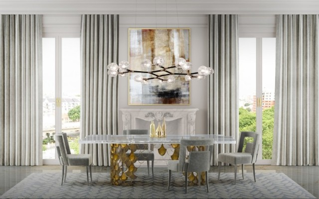 Luxury Craftsmanship Summit 2018 luxury design Luxury Design and Craftsmanship Summit 2018: Find Your Dining Room Inspiration Luxury Design and Craftsmanship Summit 2018