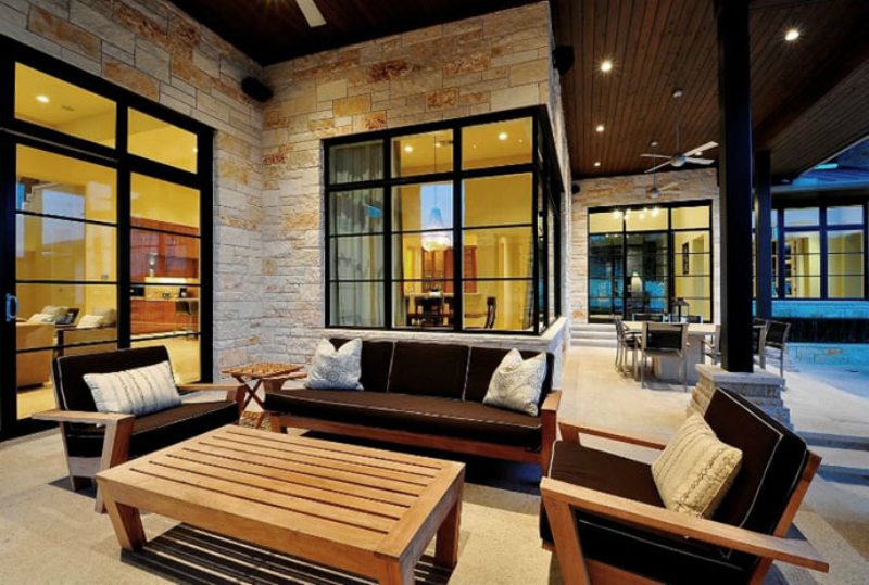 5 Living Room Ideas To Steal From Barton's Creek Residence living room ideas 5 Living Room Ideas To Steal From Barton's Creek Residence Barton Creek Residence 6