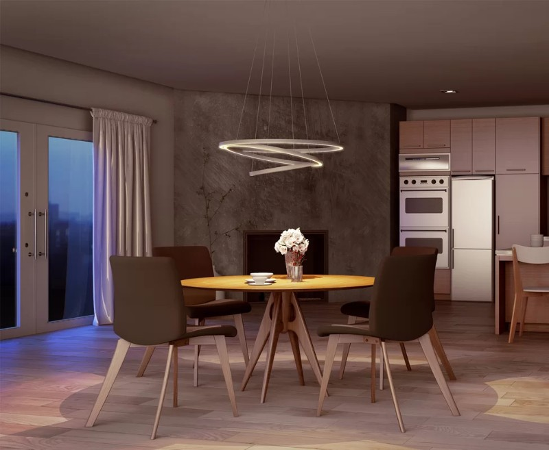 The Most Elegant Modern Dining Room Lighting dining room lighting The Most Elegant Modern Dining Room Lighting Dining Room Lightning 3