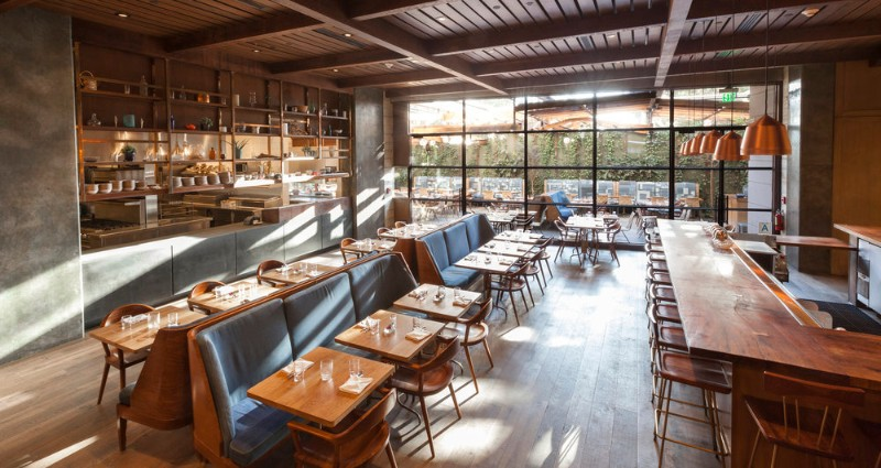 Modern Restaurant Interior Design Idea That Impress Everyone Ideas
