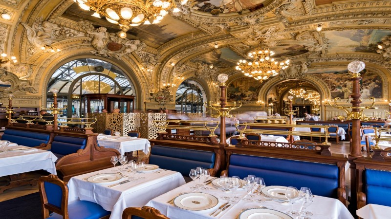 Inspiring Interior Design Ideas from Parisian Historical Restaurants interior design ideas Inspiring Interior Design Ideas from Parisian Historical Restaurants Parisian Restaurants 2