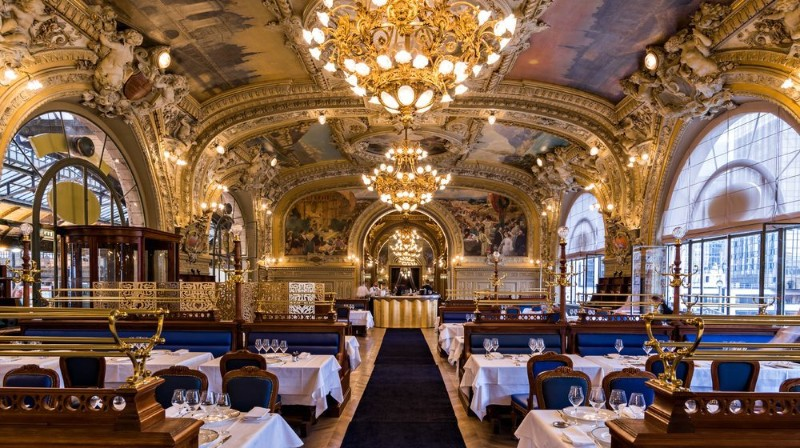 Inspiring Interior Design Ideas from Parisian Historical Restaurants interior design ideas Inspiring Interior Design Ideas from Parisian Historical Restaurants Parisian Restaurants 3