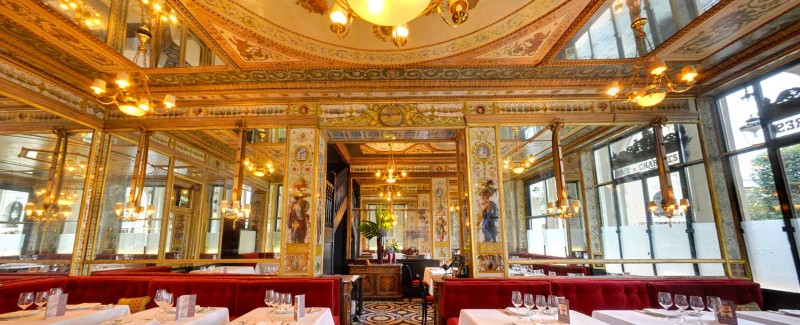 Inspiring Interior Design Ideas from Parisian Historical Restaurants interior design ideas Inspiring Interior Design Ideas from Parisian Historical Restaurants Parisian Restaurants 4