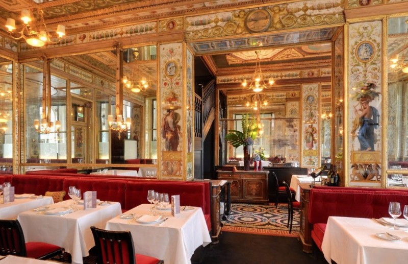 Inspiring Interior Design Ideas from Parisian Historical Restaurants interior design ideas Inspiring Interior Design Ideas from Parisian Historical Restaurants Parisian Restaurants 5