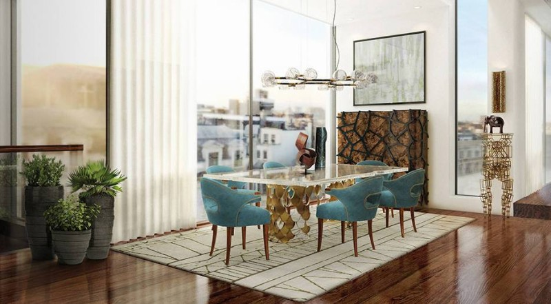 2018 Fall Trends: Find here the best Dining Tables Design dining tables design 2018 Fall Trends: Find here the best Dining Tables Design glass