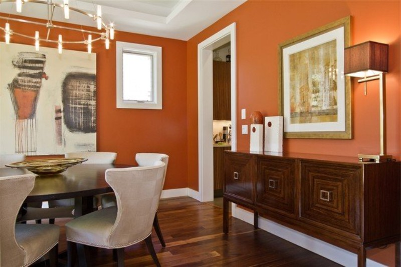 Modern Dining Room Design: 2019 Color Trends dining room design Modern Dining Room Design: 2019 Color Trends 2019 Dining Room Design Color Trends 1