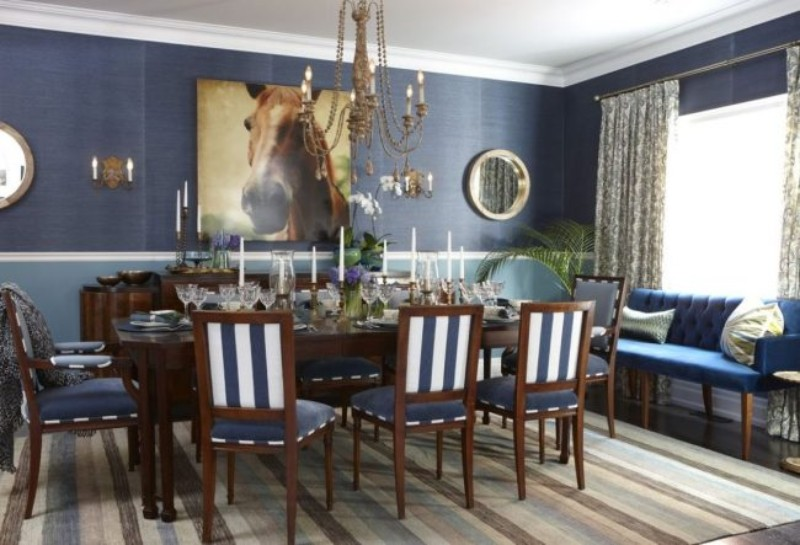 Modern Dining Room Design: 2019 Color Trends dining room design Modern Dining Room Design: 2019 Color Trends 2019 Dining Room Design Color Trends 2