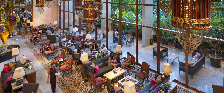 Lighting Ideas Stolen from World's Best Hotels
